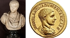 The boy emperor: about the short life of Diadumene and coins