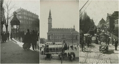 Copenhagen at the turn of the century through the eyes of the first Danish Director