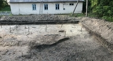 In Volyn, archaeologists found a furnace of the XVII century