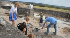Burials and artifacts Dating back 4 thousand years were found in Lower Duvanka (part II)