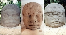 Giant heads: what the Olmecs left behind