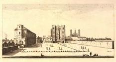 Городская архитектура: собрание рисунков Фредерика Крейса