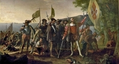 San Salvador: the first island in the New World where Columbus landed