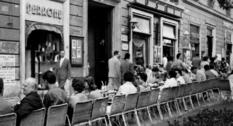 Италия и итальянцы на фото середины прошлого века