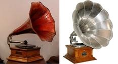 133 years ago Emil Berliner patented the gramophone