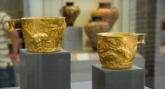 The art of Minoan culture: golden bowls of Vafo