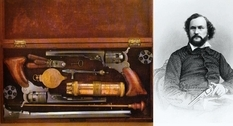 Samuel Colt: inventor and industrialist