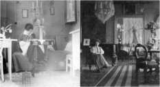 Edwardian beauty: English interiors from the beginning of the last century