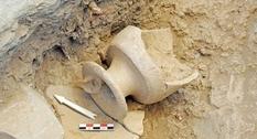 Новые открытия во дворце Зоминтос на Крите: артефакты