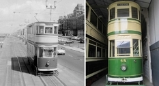 The first electric tram in the UK has been launched on this day for 135 years