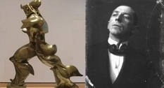 Картины и скульптуры итальянского футуриста Умберто Боччони