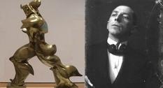Paintings and sculptures by Italian futurist Umberto Boccioni