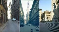 Красота Флоренции на фото 60-х годов