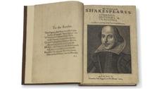 На Christie's купили книгу Шекспира почти за 10 млн долларов