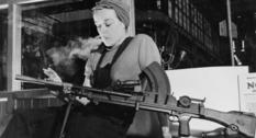 Veronica Foster: the girl who made machine guns