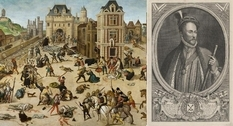 Albert de Gondi: one of the initiators of St. Bartholomew's night