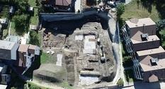В Швейцарии найдены остатки двух больших древнеримских зданий