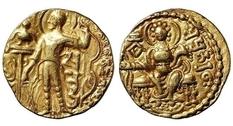 Монеты Гуптской империи из коллекции Генри Райта