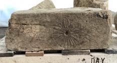 Среди руин английской церкви найдены ведьмовские рисунки