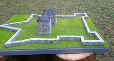 Transcarpathian region has opened a Museum with models of castles