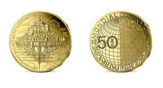 Во Франции представили монету в честь известного острова