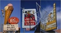 Креативные рекламные вывески в объективе Джона Марголиса