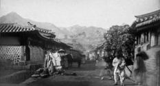 Сеул на фотографиях конца XIX века
