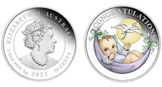 В начале 2021 года Австралия выпустит подарочную монету