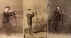 Пенни-фартинги: фото популярных в викторианскую эпоху велосипедов