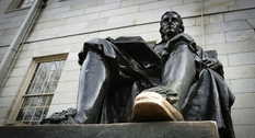 John Harvard: the priest for whom the University is named