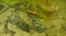 На дне литовского озера обнаружили останки солдата XVI века