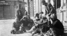 Жители Балкан глазами фотографа из Красного Креста, 1918-1920 годы