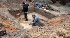 На Хортице обнаружен старинный зимовник, в котором жили казаки