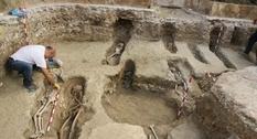 Недалеко от Сарагосы археологи раскопали мусульманский некрополь