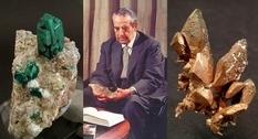 Коллекция минералов семьи Фольч