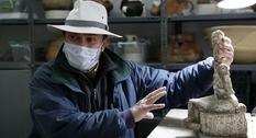 В Турции найдена статуэтка возрастом 4,2 тыс. лет