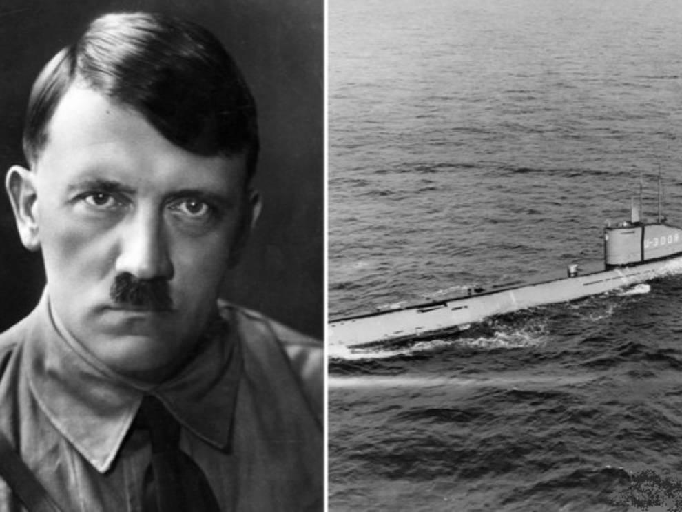 Найдена подводная лодка Гитлера, пропавшая более 70 лет назад