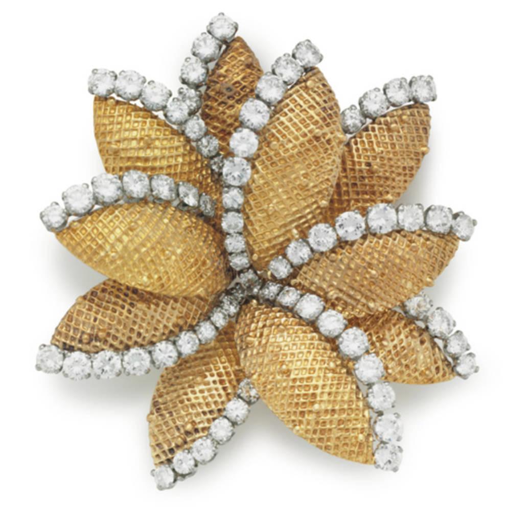 На аукционе Christie's уйдут с молотка 11 драгоценностей Пегги Рокфеллер