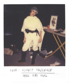 The Jedi Return: The Polaroid Pictures of 1982