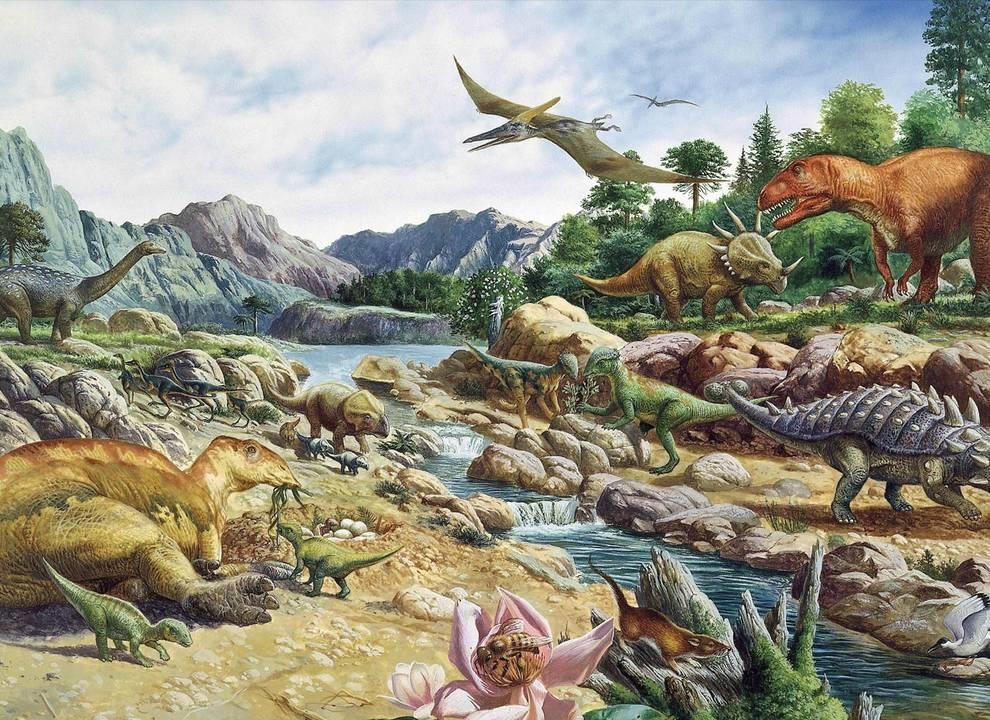 Американские ученые: найдем древнего комара — воскресим динозавров