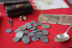 A 14-year-old teenager accidentally found a treasure of one of the most influential Count's clans of Prussia