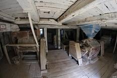 A 200-year-old water mill is operating in Khmelnytsky region