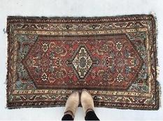 How to choose a vintage carpet?