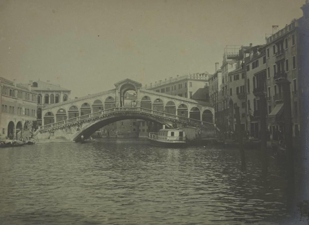 Город на воде: Венеция на ретро-фотографиях