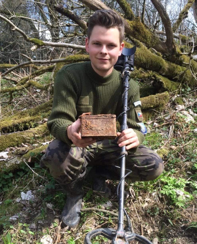 В Чехии был найден клад наград времен Первой и Второй мировой войны