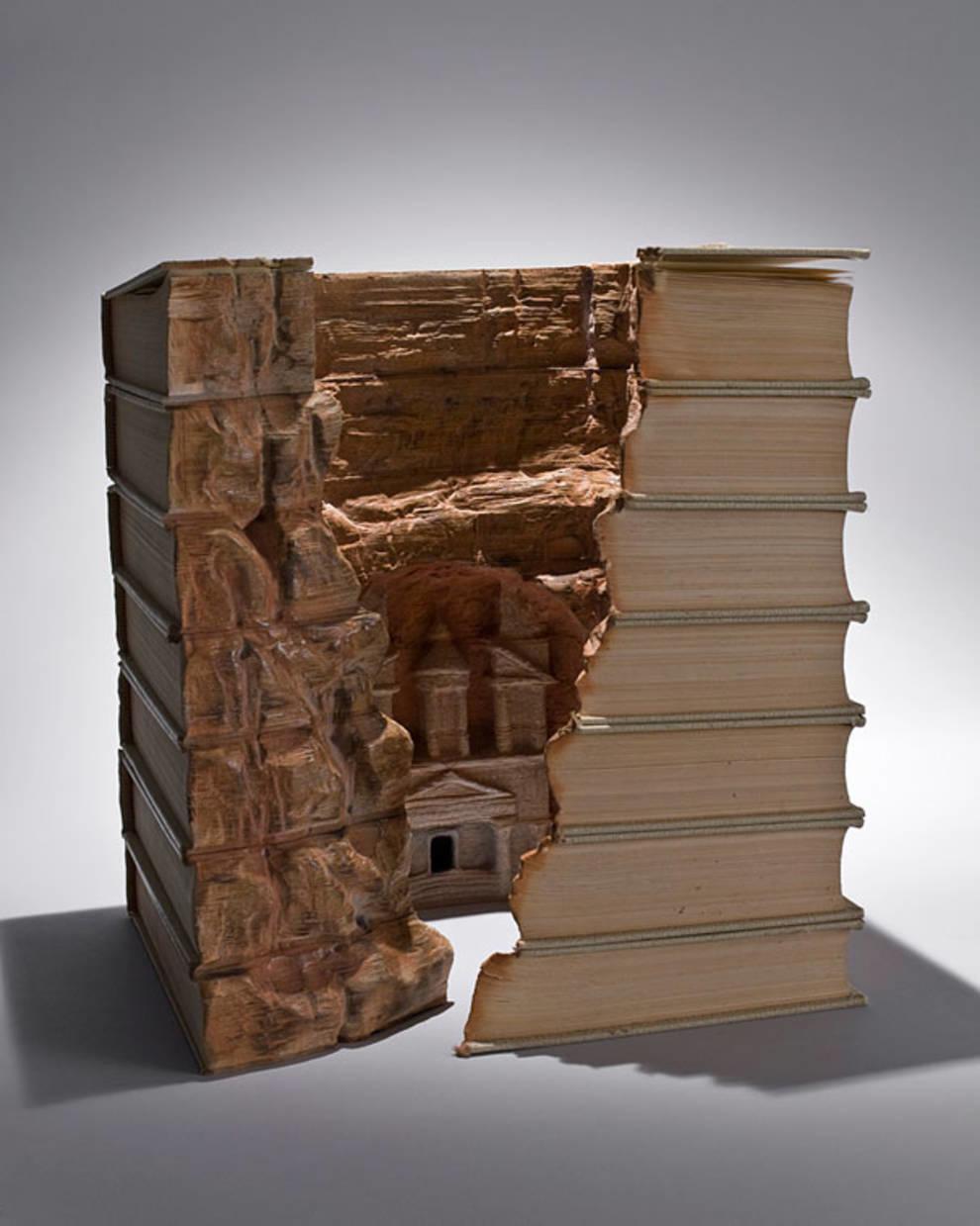 Ледниковые ландшафты, глубокие долины и плато из старых книг