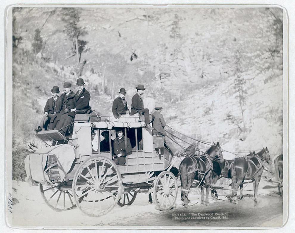 Пастухи, охотники, индейцы и другие жители равнин  Дикого Запада в подборке ретро-фото