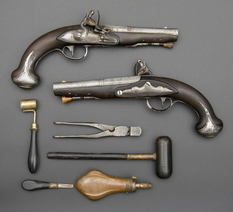 Should I invest in antique weapons?