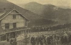 Особое меню и гимнатстика в лесу — показали карпатский курорт образца 1910 года