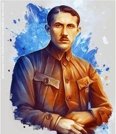 Франко, Болбочан, Коновалец: военную элиту Украины изобразили на плакатах